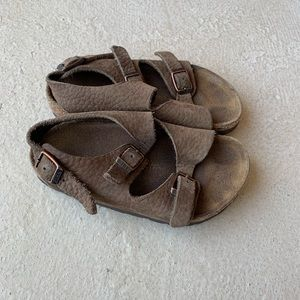 Birkenstock Leather sandals size 27 9